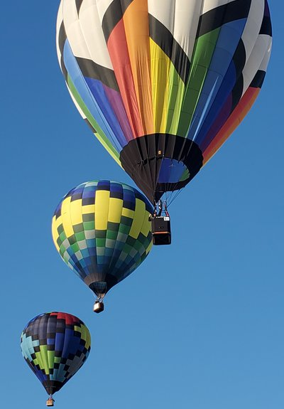Arkansas Hot Air Balloon State Championship
